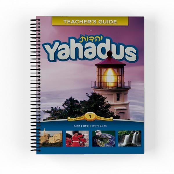 Yahadus Teachers Guide Book 1 Part 2