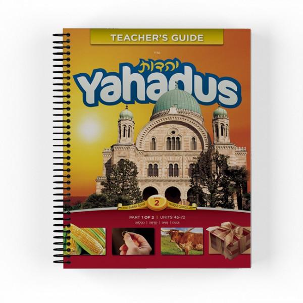 Yahadus Teachers Guide Book 2 Part 1